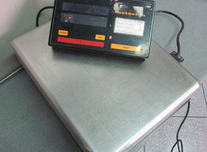 SARTORIUS    Mod.   F32000S - Balance with weighing platform used
