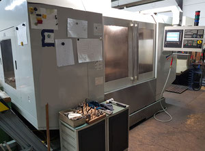 Walter WM 1300 cnc vertical milling machine
