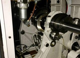 Saurer 4040 HP 15.5 Yard P80314038