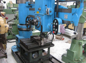 Cegielski WR 50 / 1,6 Radial drilling machine