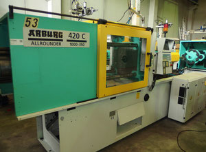 Arburg Allrounder Centex 420 C 1000-350 Injection moulding machine