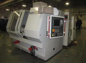 Fassler K400D gear honing machine