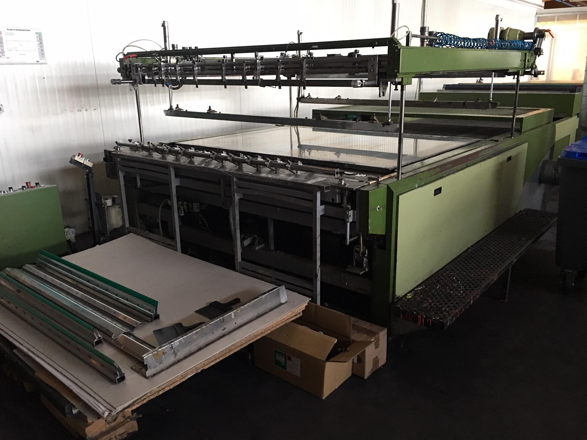 Sias Screen Printing Machine Exapro