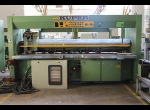 KUPER FW/Q 2800 Guillotine for veneer