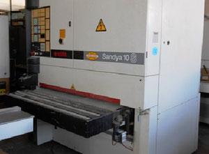 Ponceuse calibreuse large bande SCM SANDYA 10/S RRCS M3 135