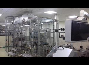 Uhlmann - Kompl. Blisterlinie für Tabletten/ Kapseln mit Uhlmann UPS 3MT + C200 Kartonierer