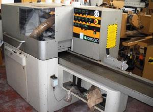 Griggio G 18/4 Gebrauchte Mehrkopf-Kehlmaschine