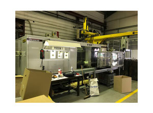 Negri bossi Vector 830 T Injection moulding machine