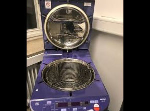 Used HMC HG 80 Autoclave / Drying stove Steam Sterilizer