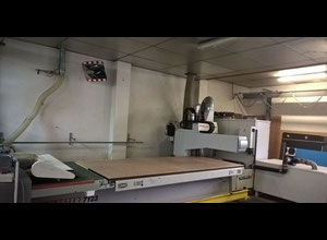 Holzher Promaster 7123 Wood CNC machining centre