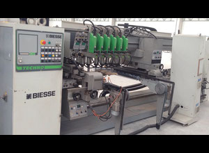 Biesse Techno FDT 500 drilling machine