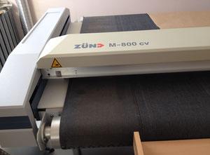 Coupeuse au format Zund M-800