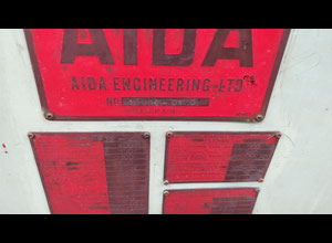 Aida FT2-40 Stamping press