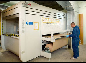 Cefla Finishing Prima Spruhmaschine