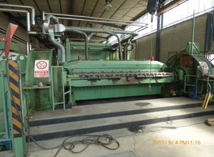 Angelo & Cremona TRS4000 Guillotine for veneer