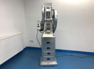 Used Korsch EK0 (W2) Single punch eccentric tablet press