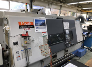Tour multibroche MAZAK INTEGREX 300 SY