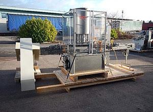 Uzavírací stroj Bausch & Stroebel RVS 8000