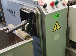Sikora X-Ray XY 6120 measuring system for hose and tube extrusion lines