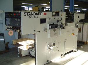 Sztanca automatyczna płaska - Standard ADC 615 maszyna sztancująca