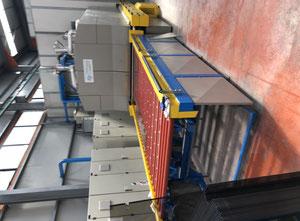 Sklářský stroj Keraglass KFO 1500x3200