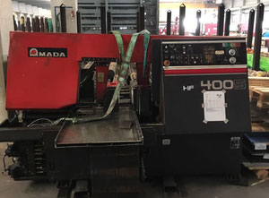 Amada HFA400S band saw for metal