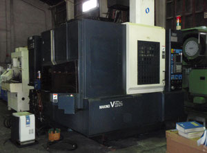 used vertical machining center for sale by makino exapro rh exapro com Makino Logo Makino A61