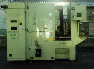 Mitsubishi SE25A Gear shaping machine