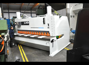 LVD MVS hydraulic shear