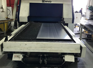 Wycinarka laserowa MVD F2-1530