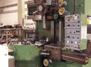 Stankoimport 1512 vertical turret lathe