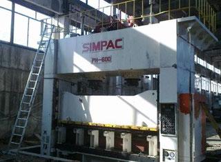 Simpac PH-600 P80405131