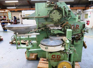 Used GD 5000 Cutter and wrapper for candy