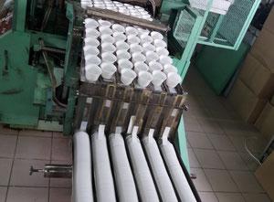 Linie do produkcji  pojemników dla przemysłu mleczarskiego z PS.