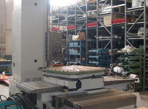 Defum WFM 7 100N CNC Plattenbohrwerk