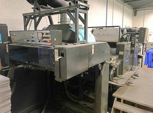 Heidelberg Grafilak SPM102ZP professional high speed 1-colour offset printing press with an UV coater , rebuilt 2007