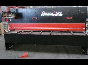 AMADA GPX 630 3000 x 6 Blechschere CNC
