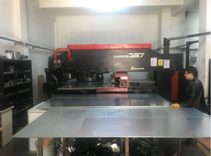 Amada Vipros 357 Punching machine / nibbling machine with CNC
