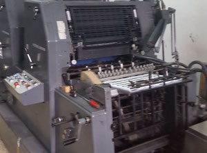 Heidelberg GTOZP 52-2+ Offset two colours