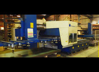 Trumpf Trulaser 2030 laser cutting machine