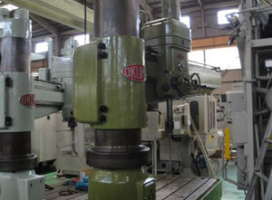 OKUMA DRA-J2000 Radial drilling machine