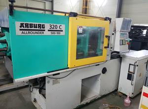 Arburg 320C 500-100 Spritzgießmaschine