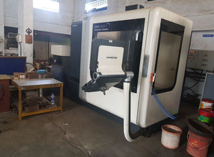 DMG DMC 1035 V cnc vertical milling machine
