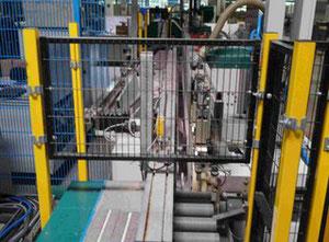 Bottero TWO-B12/TWO-B10/Robot FANUC R-2000iA Glass bevelling machine