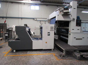Reggiani Unica Rotary textile printer