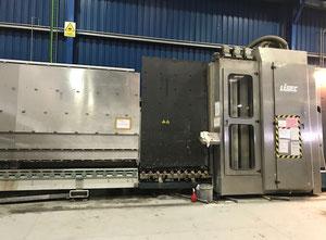 Lisec RSVB 58/25V Double glazing line