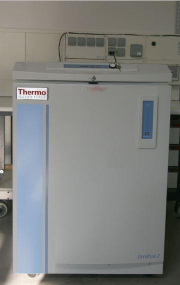 Used Thermo Scientific Cryoplus 2 Liquid Nitrogen Storage