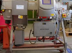 4x Safeline Mettler Toledo Metal detectors