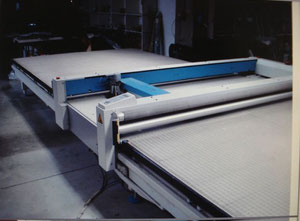 Used Humantec - Automated cutting machine