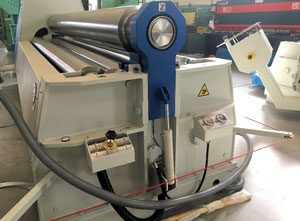 Used MG M3015C (3000X13/15) Plate rolling machine